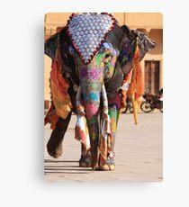 Walking Gracefully Canvas Print