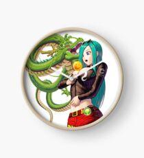 Reloj Bulma y el eterno Shenron