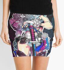 tough Mini Skirt