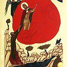 Prophet Elias by stepanka
