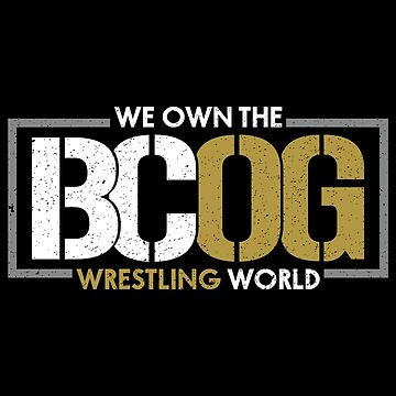 BCOG We Rule Wrestling by mBshirts