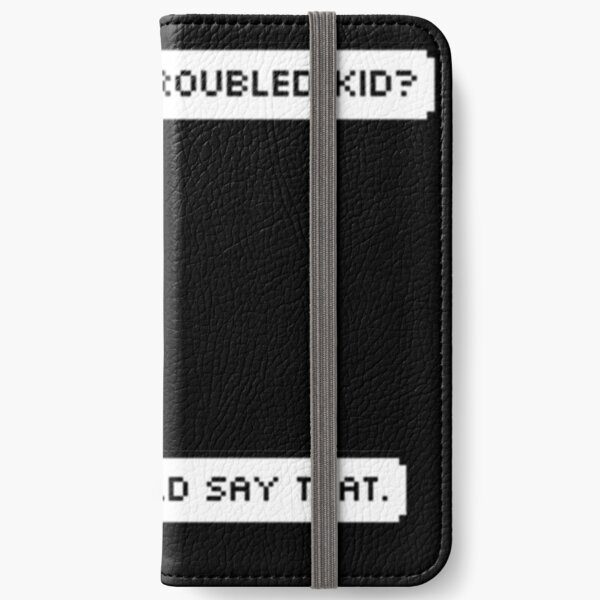Percy Jackson, Troubled Kid iPhone Wallet