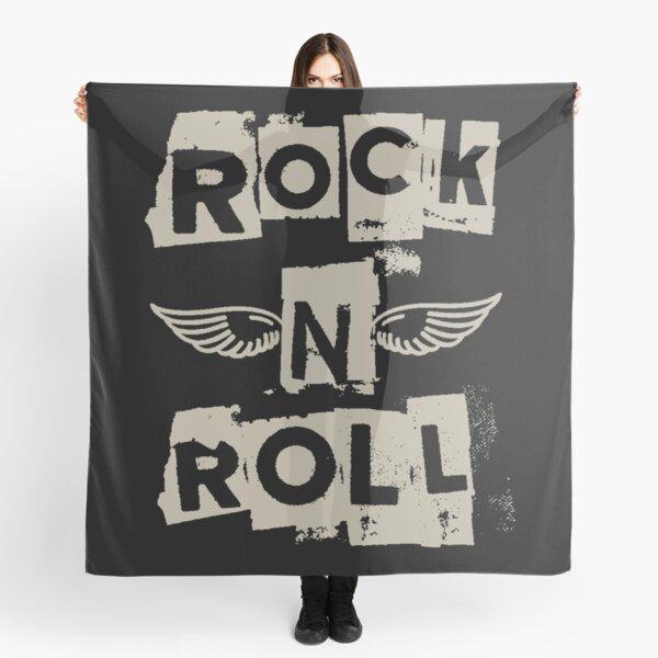 ROCK N ROLL Scarf