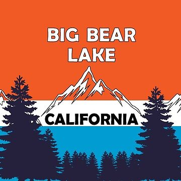 Big Bear Lake Spring break California  by EfrainGaleano