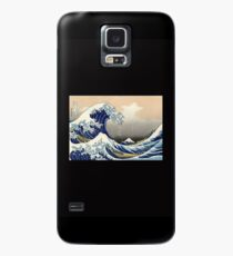 'The Great Wave Off Kanagawa' by Katsushika Hokusai (Reproduction) Case/Skin for Samsung Galaxy