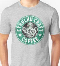 Cthulhu Craft Coffee Slim Fit T-Shirt