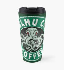 Cthulhu Craft Coffee Travel Mug