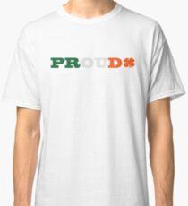 Proud Irish flag design Classic T-Shirt