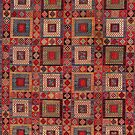 Azeri Zili Antique Karabagh Azerbaijan South Caucasus Flatweave  by Vicky Brago-Mitchell