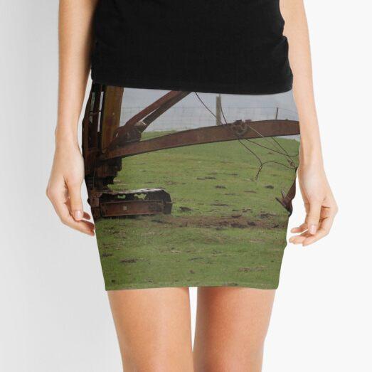 Seen Better Days - Excavator Mini Skirt