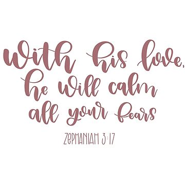 Sofonías 3:17 de kelseyhaver