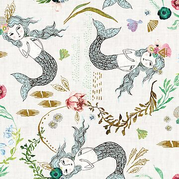 Atlantis Mermaids  by nouveaubohemian