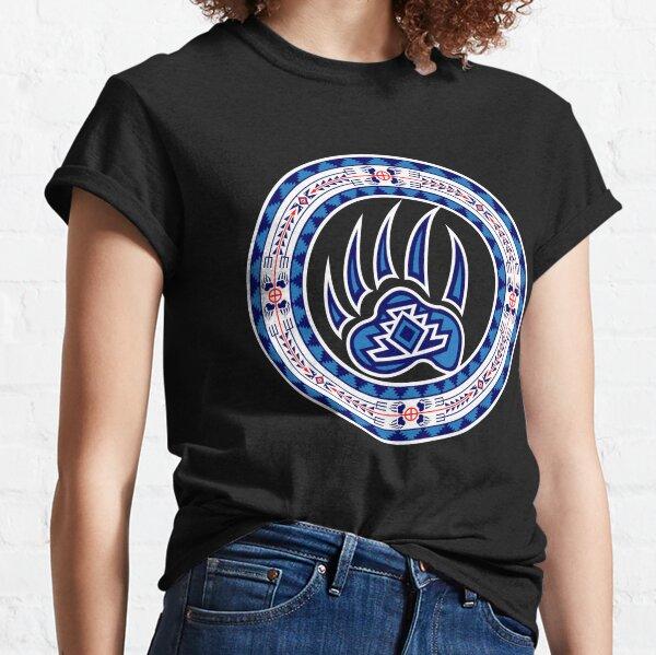 Bear Spirit Blue  Classic T-Shirt