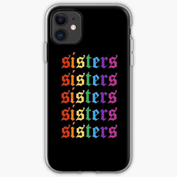 james charles/sisters iPhone Soft Case