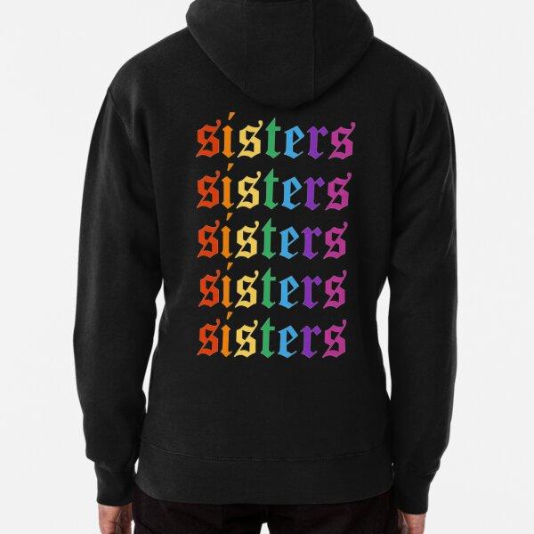 james charles / hermanas Sudadera con capucha
