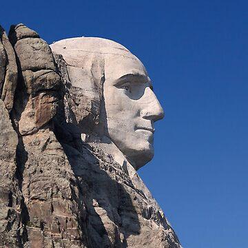 George Washington, Mount Rushmore National Memorial by alex4444