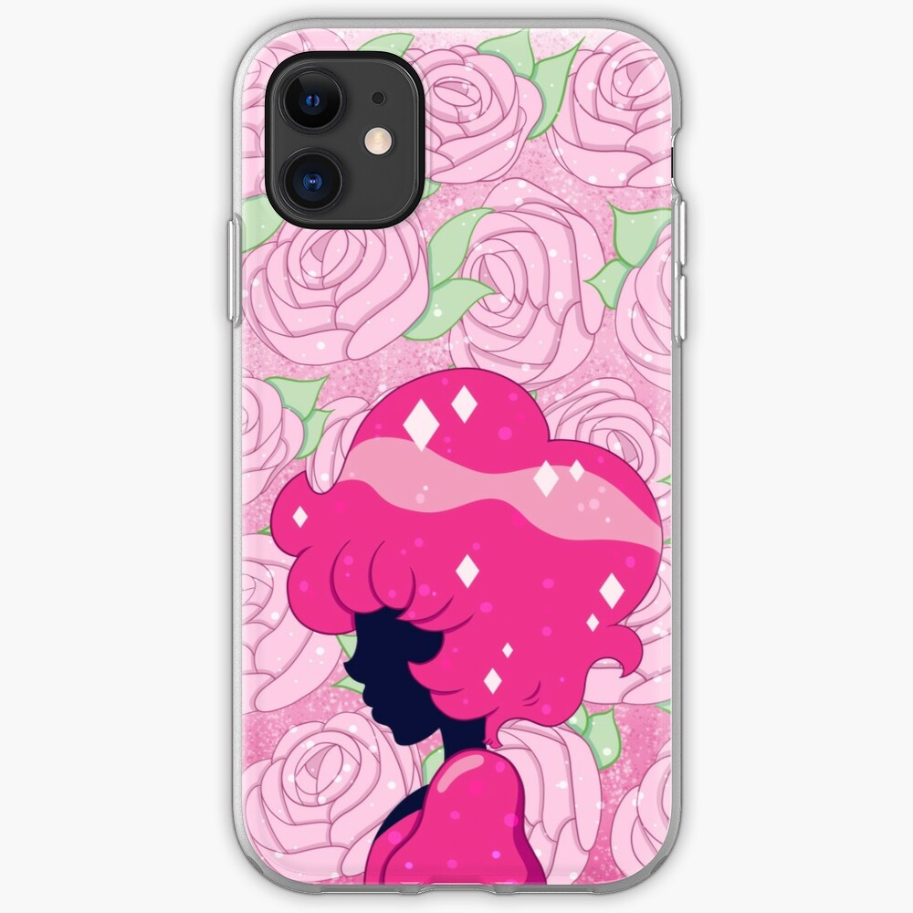 Pink Diamond iPhone Case & Cover
