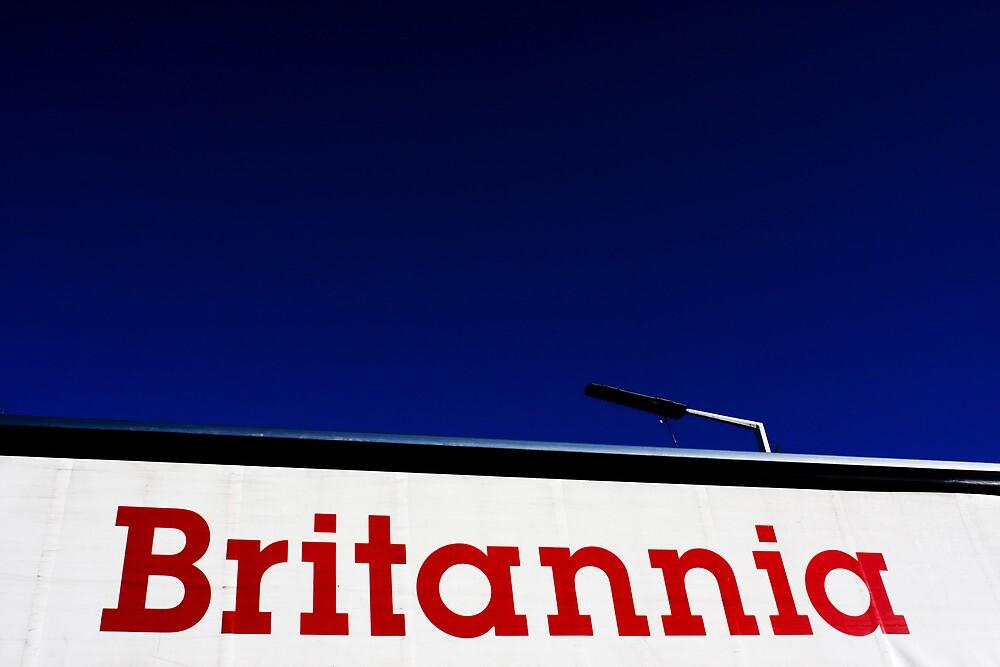 Britannia by Mark E. Coward