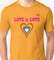 Love is Love  Slim Fit T-Shirt