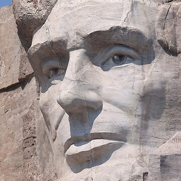 Abraham Lincoln, Mount Rushmore National Memorial by alex4444