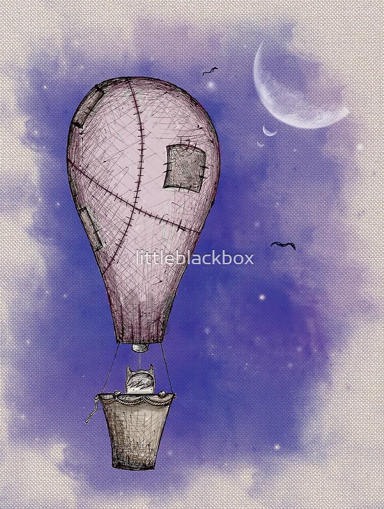 "Wolf Boy *4 ""Sail To The Moon"" by littleblackbox"
