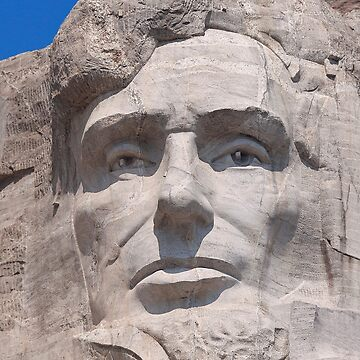 Abraham Lincoln, Mount Rushmore National Memorial .2 by alex4444