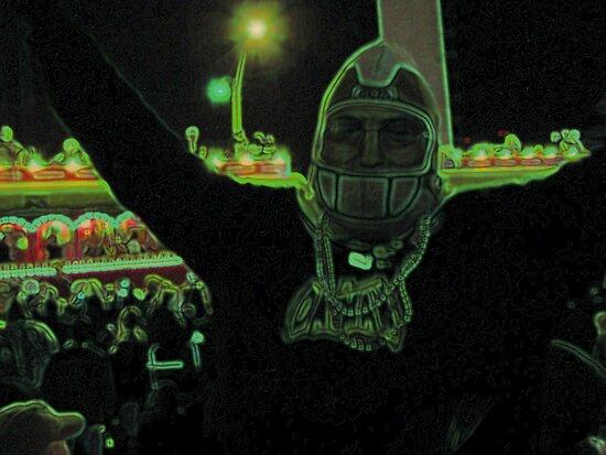 DATMAN by leapdaybride
