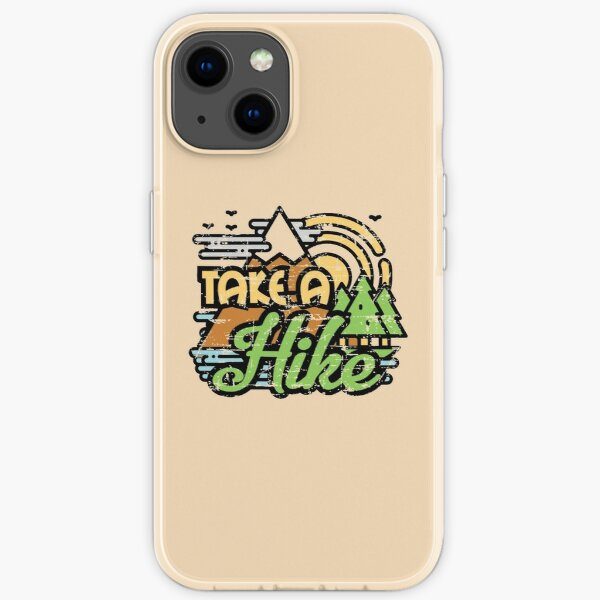 Take A Hike iPhone Soft Case