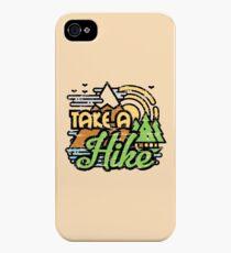 Take A Hike iPhone 4s/4 Case