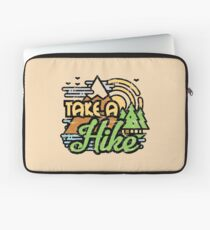 Take A Hike Laptop Sleeve