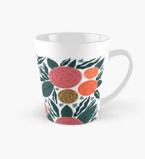 Rosenna - White Tall Mug