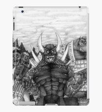 Evil Army iPad Case/Skin