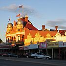 York Hotel,Kalgoorlie.West Australia by robynart