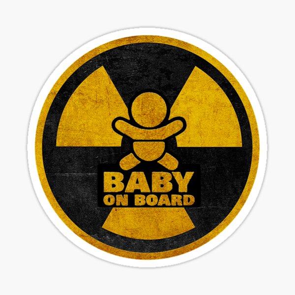 Baby on Board Pegatina