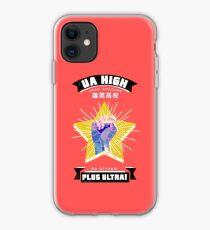 UA High Crest iPhone Case