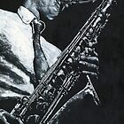 Expressive Sax by Richard Young