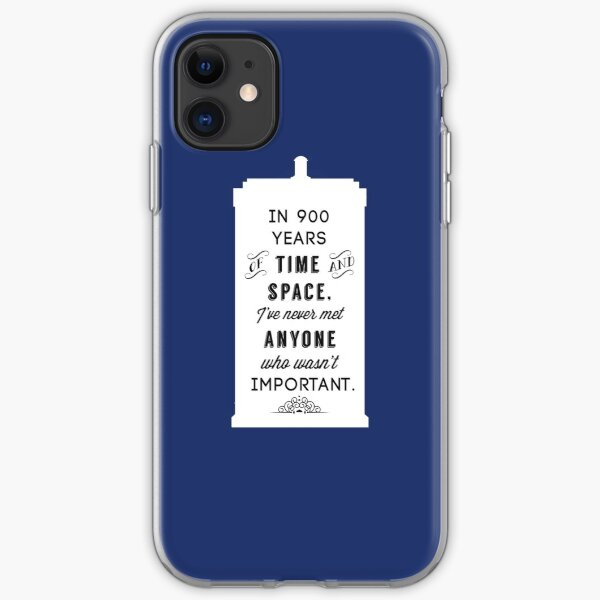 900 Years iPhone Soft Case