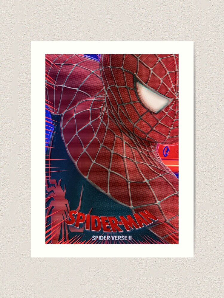 Alternate view of Maguire Poster Spiders Art Print