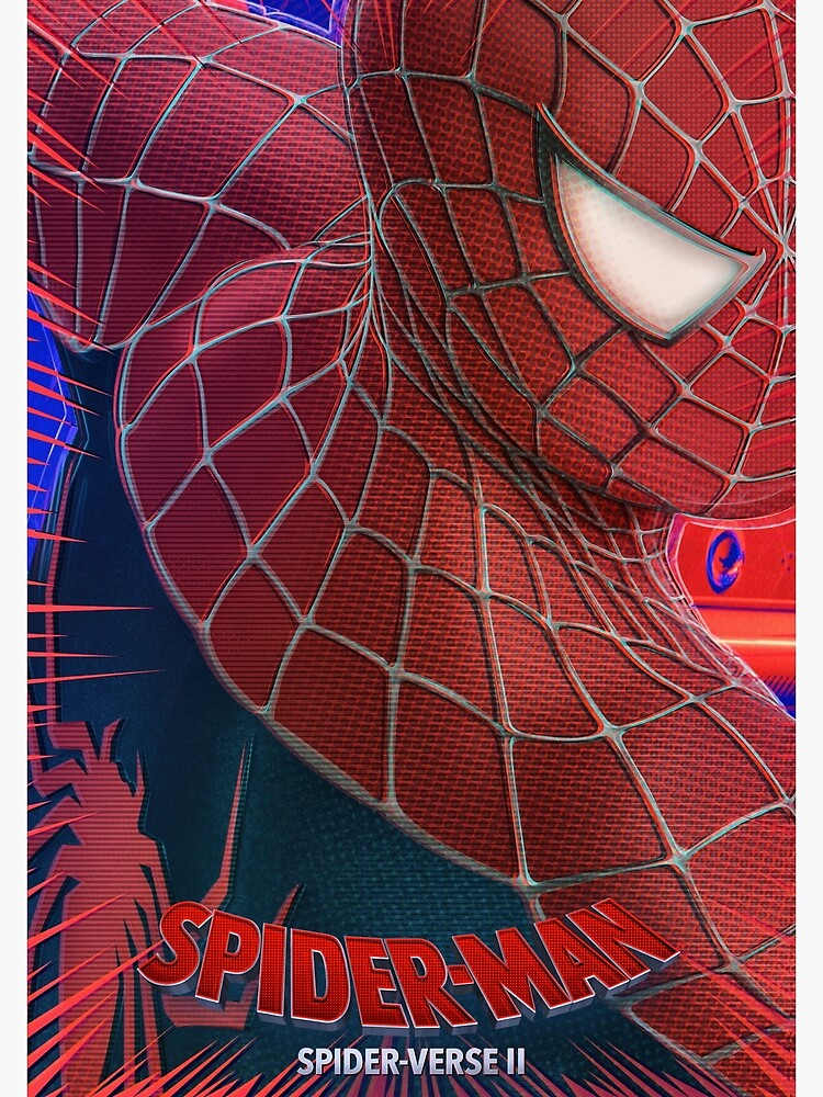 Maguire Poster Spiders by BarrettDigital