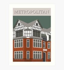 DIDSBURY Illustration 05-01 Art Print