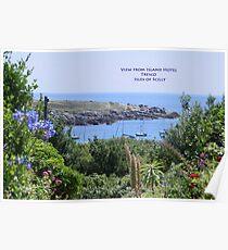 Tresco Island Poster
