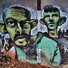 Edinburgh Graffiti - Longface II by Andrew Ness - www.nessphotography.com