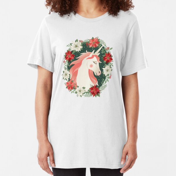 Unicorn apparel Slim Fit T-Shirt