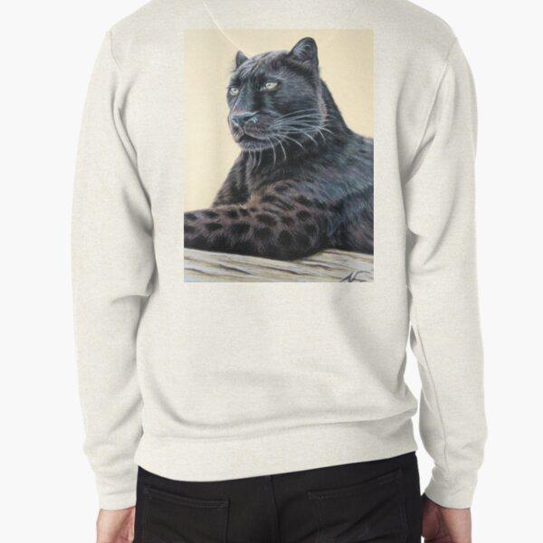 Black Panther - Jaguar Pullover Sweatshirt