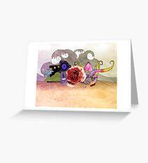 Combo Greeting Card