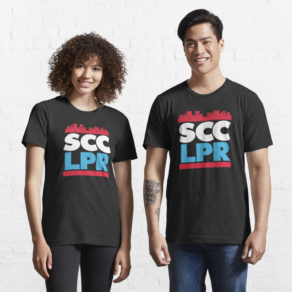 SCC - LPR logo BIG Essential T-Shirt
