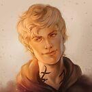 Jace Herondale by Alexandra Curte
