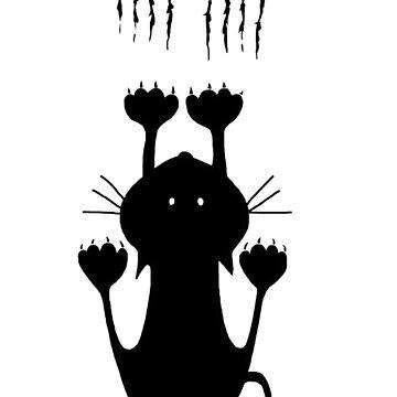 Scratch Cat by imphavok