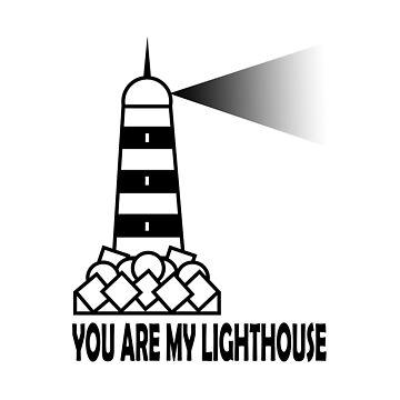 My Lighthouse by cmphotographs