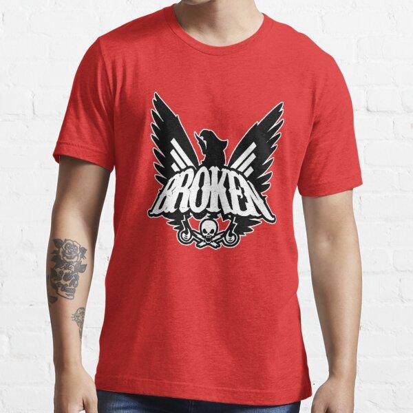 Screaming Eagle Broken Logo Essential T-Shirt